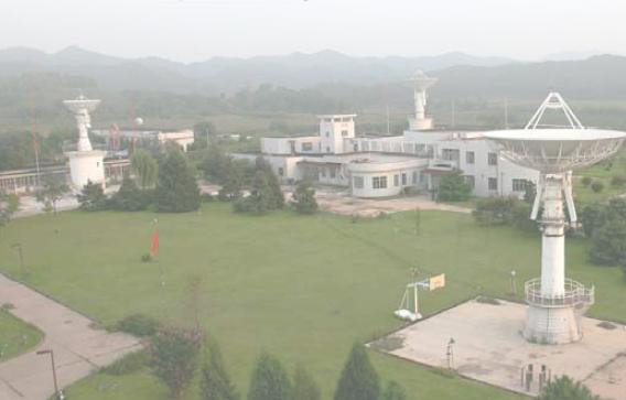 One of China's sattelite data receiving stations located in Beijing. Photo: cehui8.com