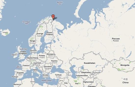 Syrian Refugees Now Flea to Europe Through Arctic Circle  Arctic